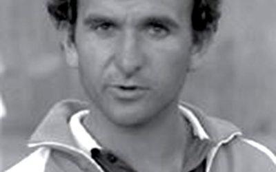 Sergio Sereni, 50 anni passati sui campi da tennis