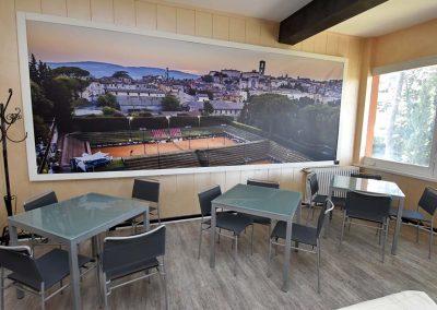 Club House 4 Tennis Club Perugia