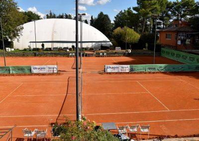 Campi 3 Tennis Club Perugia