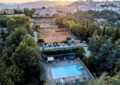 Piscina 3 Tennis Club Perugia