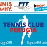 Tennis Trophy FIT Kinder Joy of Moving 2021 - Under 9-10-11-12 - copertina