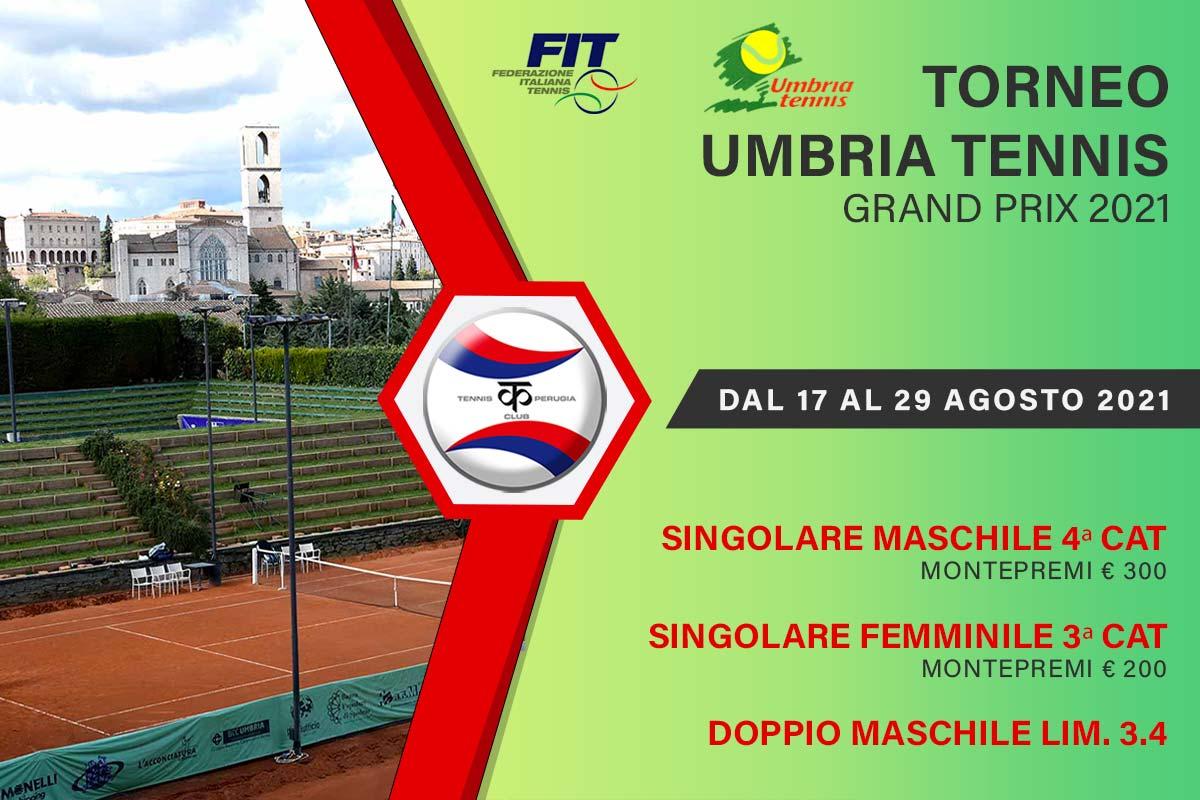 Torneo Umbria Tennis Grand Prix 2021-copertina