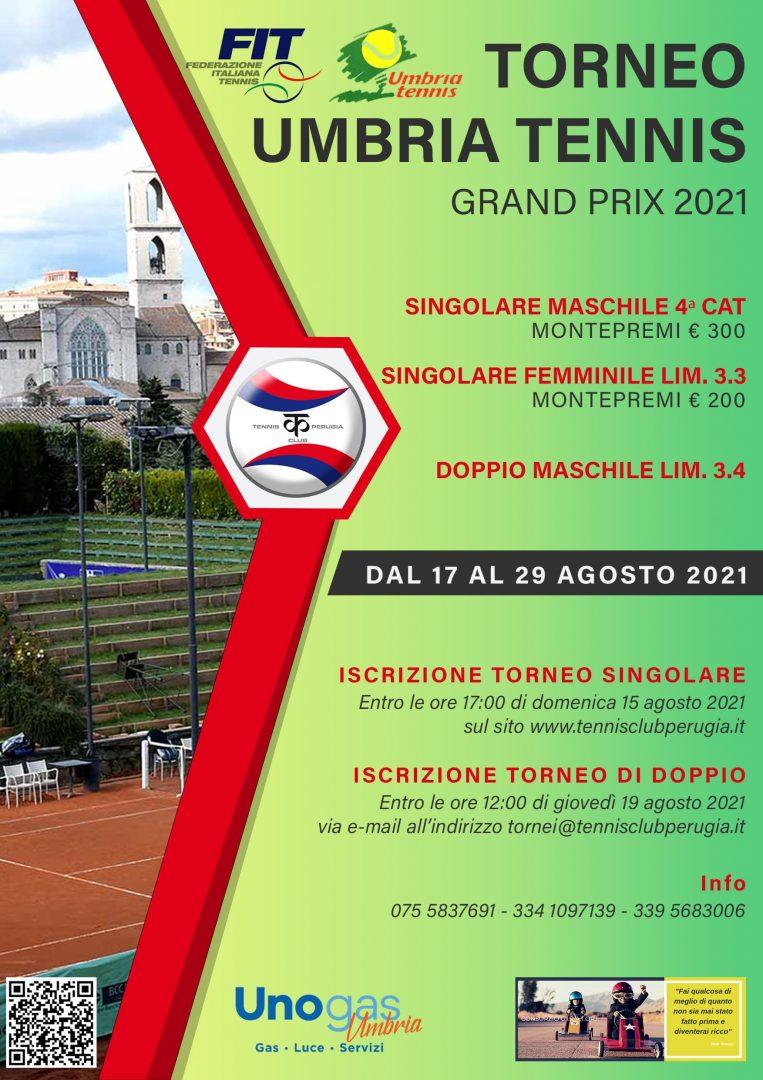 Torneo Umbria Tennis Grand Prix 2021